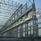 Structure métallique lourde pour des constructions
