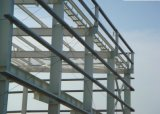 Atelier de structure métallique pour la production (KXD-1054)