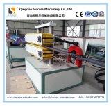 HDPE Rippe erstellte gewundenen Rohr-Produktionszweig Maschine ein Profil