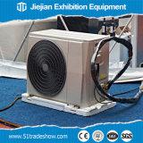 2 Draagbare Straalkachels van de Airconditioner van het Type van ton de Gespleten