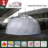 Структура шатра Igloo ткани PVC стальной рамки для купола случая геодезический