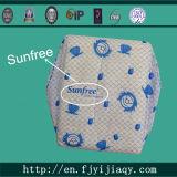 나이지리아를 위한 Sunfree 상표 아기 기저귀