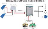 Nessun invertitore ibrido trifase di riserva del sistema 15kw della batteria con l'input di CA