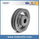 OEMによってカスタマイズされる延性がある鋳鉄砂型で作るプーリー車輪