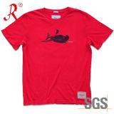 T-shirt respirable de Leasure d'hommes pour la pêche (QF-2217)