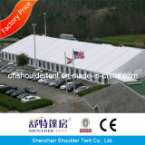 PVC 1000 di Seater Aluminium Coated Big Tent per Outdoor Events, Wedding, Party, Exhibition, Warehouse