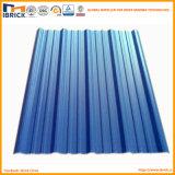 La meilleure tuile de toit en plastique de PVC de tuile de PVC de matériau de toiture des prix
