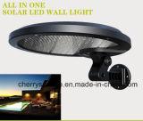 Solar-LED Wand-Licht des Sonnemmeßfühler-Zaun eingehangenes Solarlicht-500lm für Verkauf