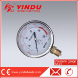 Calibre de petróleo da pressão hidráulica de 700 barras (HG-700)