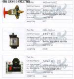 Câble d'accélérographe d'accessoire automatique de pièces de rechange de camion de Sinotruck HOWO