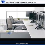 La couleur multi choisissent le bureau exécutif de luxe de seul de Cusotmized de Tableau de bureau modèle de bureau