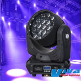 DEL 19 X 10W RGBW Moving Head (QC-LM023B)