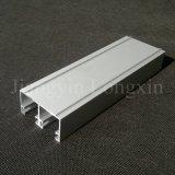 Profil en aluminium/en aluminium anodisé par argent pour Windows
