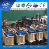 Емкость 500kVA, распределительный трансформатор трехфазного аморфического сплава 10kv Oil-Immersed
