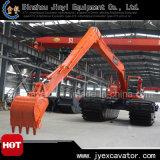 Land und Water Dredging Excavator mit Amphibious Pontoon Jyae-49