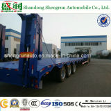 6axles Lowbed Semi Trailer F of Best Selling