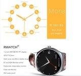 Франтовской wristwatch Smartwatch вахты R11 с Bluetooth 3.0 с вахтой метки частного назначения тарифа сердца франтовским