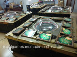 Sale From中国Manufacturerのための普及した12 Players Super Rich Man Roulette Machine