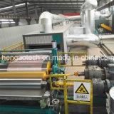 강철 코일 색깔 코팅 선, Prepainted 철강 생산 기계