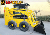 Attachments를 가진 중국 Bobcat Skid Steer Loader