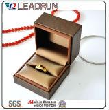 方法ネックレスのブレスレット吊り下げ式ボックス銀のイヤリングのリングボディ宝石類の純銀製の宝石類のネックレスの宝石類(YS332F)