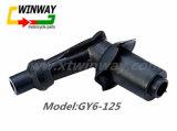 Teile des Motorrad-Ww-9739, Stecker-Schutzkappe des Funken-Gy6-125,
