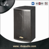 K10 Single 10 Inches 2wegPortable PA