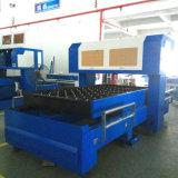 Machine d'emballage découpée pour découpage ondulé