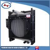 Yc6a230L: De Reeks van Yuchai van de Kleine Uitstekende Radiator van Generators