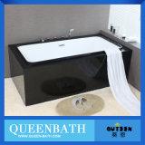 La pequeña bañera de la venta de las bañeras de encargo cómodas calientes de la talla clasifica Jr-B826