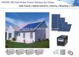 sistema de energia solar da fora-Grade de 500W 1000W 2000W 3000W 5000W 6000W 8000W 10kw