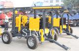 De Aanhangwagen van het Type van as Weinig Installatie van de Boring van de Kern van de Put van het Water
