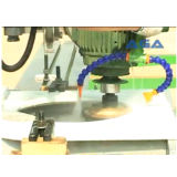 Полуавтоматная каменная кромкошлифовальная и полируя машина (MB3000)
