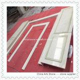 Мрамор китайской белизны бежевый черный серый для плитки стены Guestroom