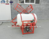 4つの車輪のトラクターのためのトラクターによって取付けられる400L農業ブームのスプレーヤー