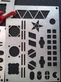 Máquina de estaca de aço do laser da fibra do metal do modelo o mais novo para a venda