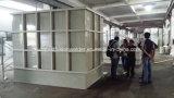 Macchina piegatubi PP/HDPE/PVC/PVDF/Pph/Ppn della lamiera sottile automatica di Zw3000