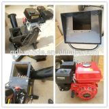 Shredder Chipper de madeira do agregado familiar 6.5HP