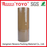 BOPP Adhesive Tan y Transparent Packaging Tape para Carton Sealing