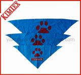 De aangepaste Hond Bandana van de Driehoek van de Druk van de Bevordering van de Manier