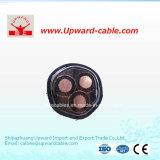 Câbles électriques du conducteur 3*240 de cuivre