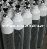 cilindros de gás médicos do oxigênio 10L