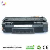 Cartucho de toner original genuino para la impresora Q7553A del HP