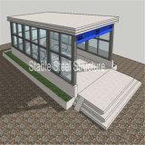 버스를 위한 고품질 강철 구조물 버스 정류장 또는 통행세 또는 가스 또는 철도
