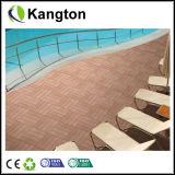 Matériau de Decking de WPC pour l'usage extérieur (plancher extérieur)