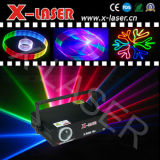 300MW RGB 3D Animation Sd Card Stage Beam Light