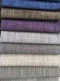100% poliéster tejido liso Sofá de la tela / grandes colores para Europa (R043B)
