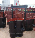 Горячий уполовник утюга сбывания для продукции отливки