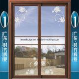 Porte s'arrêtante de offre d'aluminium d'usine en aluminium de produit de Foshan