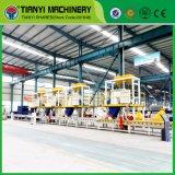 Tianyi horizontale Kleber-Dach-Zwischenlage-Panel-Maschine des Formteil-ENV